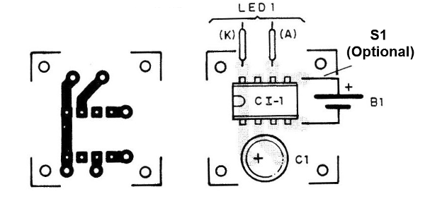 Figure 4 - Printed Circuit Board