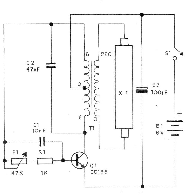 Figure 1 - Inverter diagram