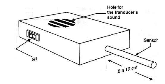 Figure 3 - Suggestion box for assembly