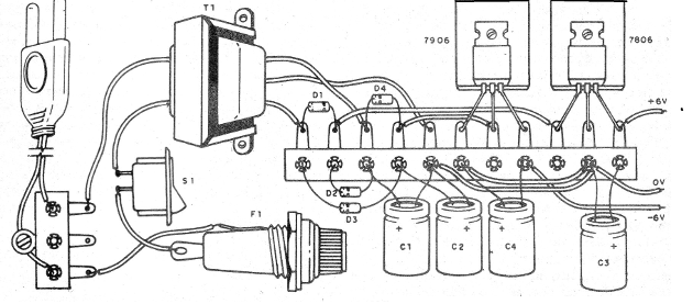 Figure 11 – Power Source assembly