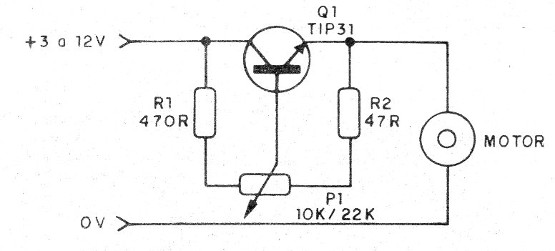 Figure 5 - Electronic speed control