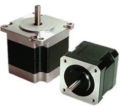 Figure 1 - Common step motors - should not be confused with DC motors.