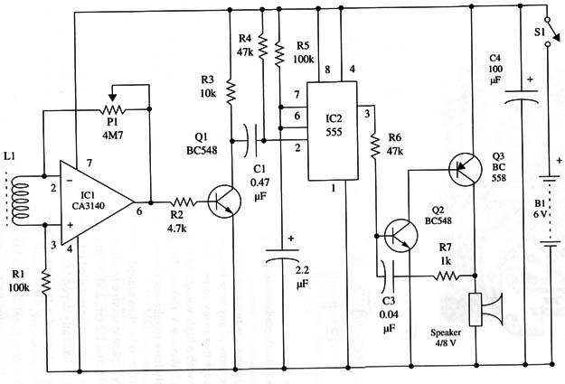 ufo detector  pn007