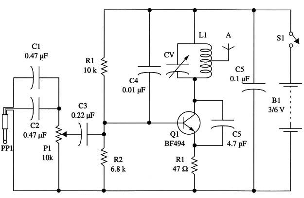 Cd Player And Walkman Fm Transmitter  Tel036